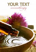 foto of essential oil  - Aromatherapy - JPG