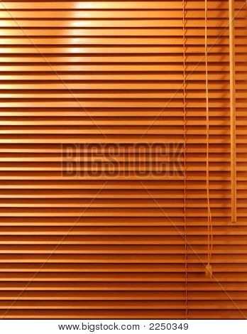 Wooden Window Blind