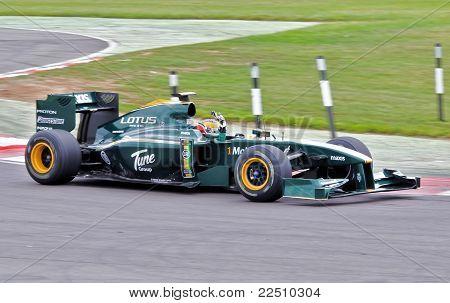 Lotus Type 127