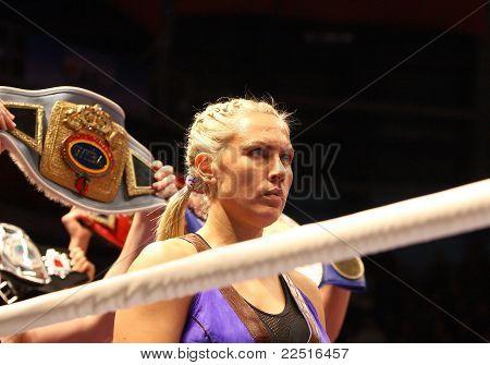 Before The Fight. The World Champion On Boxing Natasha Ragozina (Russia)