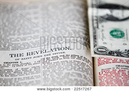 Revelation and a dollar