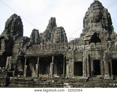 Bayon Cambodia