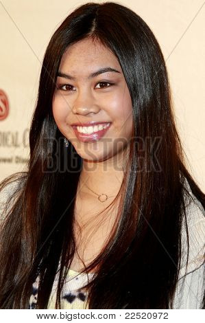 LOS ANGELES - JUN 14: Ashley Argota at the Rock-N-Reel event held at Culver Studios in Los Angeles, California on June 14, 2009
