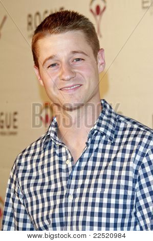 LOS ANGELES - JUN 14: Benjamin McKenzie at the Rock-N-Reel event held at Culver Studios in Los Angeles, California on June 14, 2009