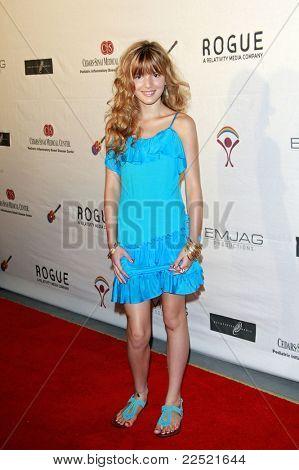LOS ANGELES - JUN 14: Bella Thorne at the Rock-N-Reel event held at Culver Studios in Los Angeles, California on June 14, 2009