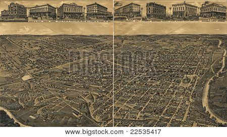 1886 Fort Worth, Texas