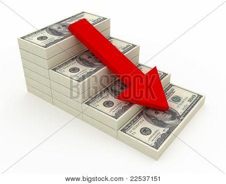 Dollar Decreasing