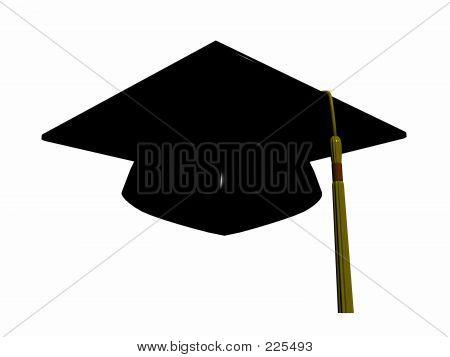 Graduation Hat.