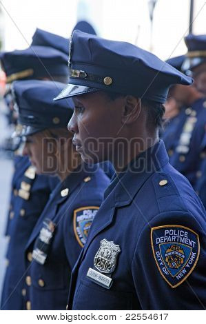 Nypd Female Officer