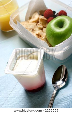 Quick And Convenient Snack Or Light Lunch Pack