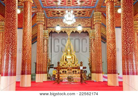 Place of worship, Thai temple