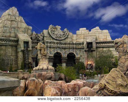 Ruinas árabes