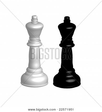 Chess Figures.