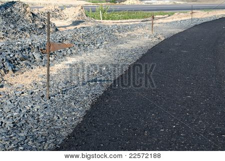 Construction Of The Road