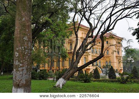 Governor's Mansion - Hanoi