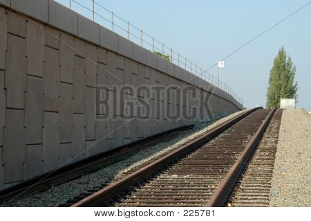 Commuter Rail Siding