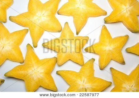 Starfruit Slices