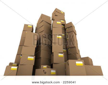 3D Kartons