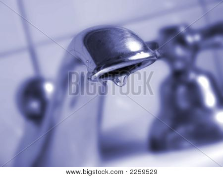 Faucet And Drop