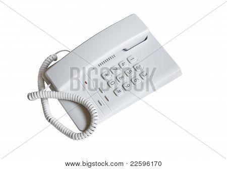 Pushbutton Telephone