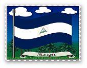 Постер, плакат: Марка Никарагуа