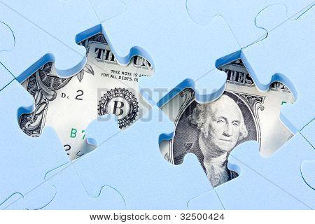 Hidden Assets Concept