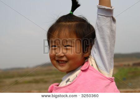 Cute Chinese Girl