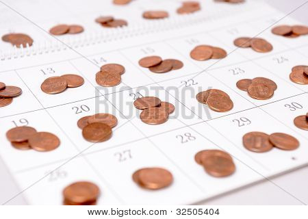 Pennies Per Day