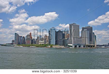 Manhattan Waterfront