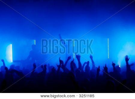 Blue Pop Concert