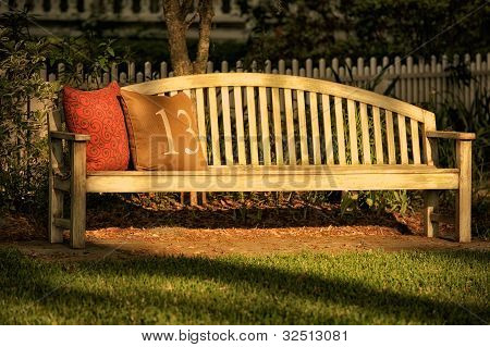 Bench For Resting