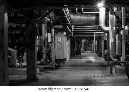 Industrial Tanks And Piping