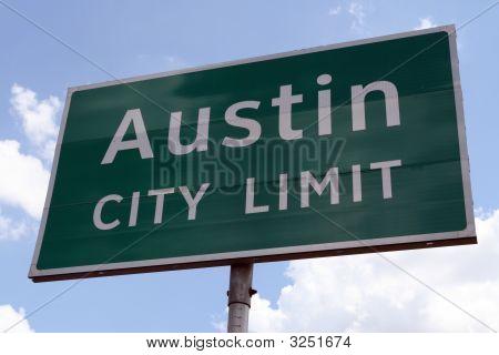 Límite de la ciudad de Austin