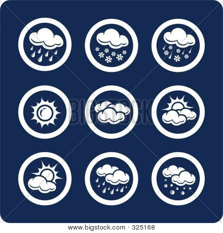 Weather Icons (set 7, Part 1)