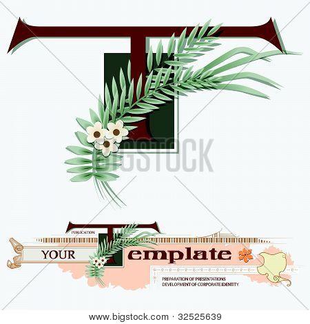 Template branding