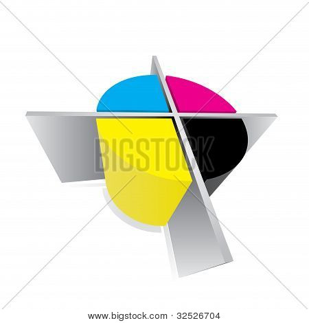 Cmyk Registration Mark
