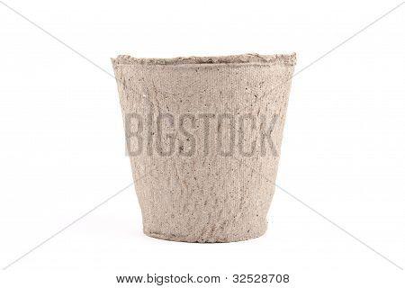 vasos de turfa