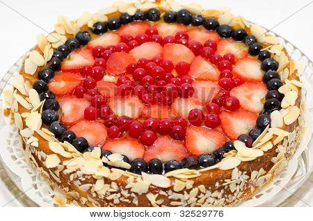 Berry Cheese Cake