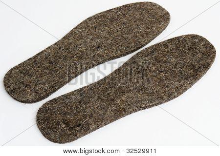 Woolen Insoles