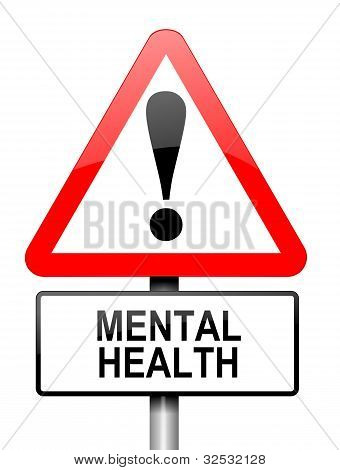 Mental Health Warning.