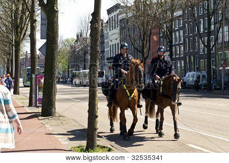 Cavalry Police