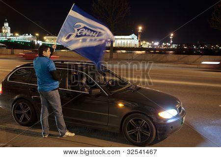 Zenit`s Fans