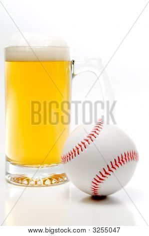Baseball And Beer