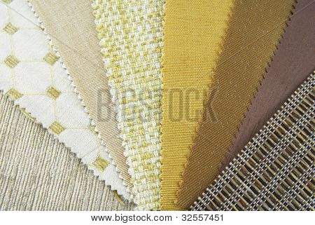 upholstery samples
