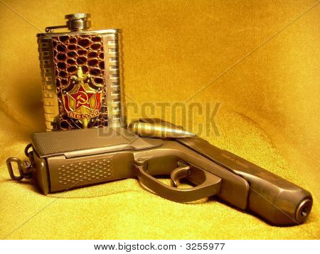 Pistol Russian