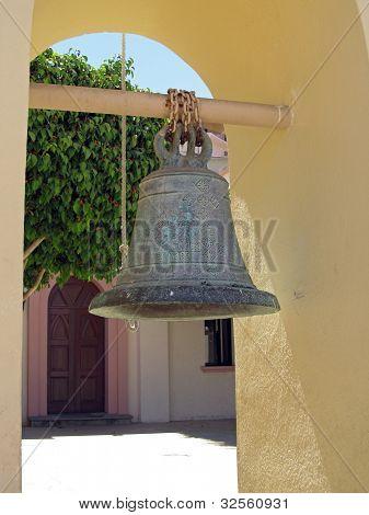 Cabo San Lucas Church Bell