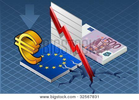 Isometrische Europa-Krise