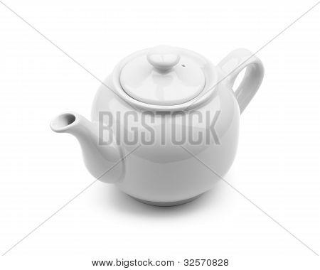 Gray Teapot