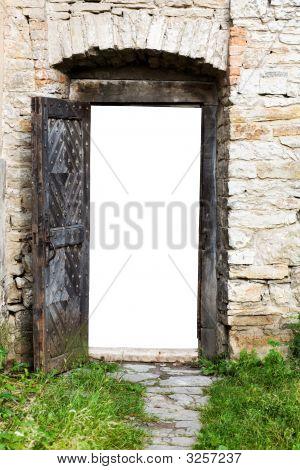 Door Of Fortress