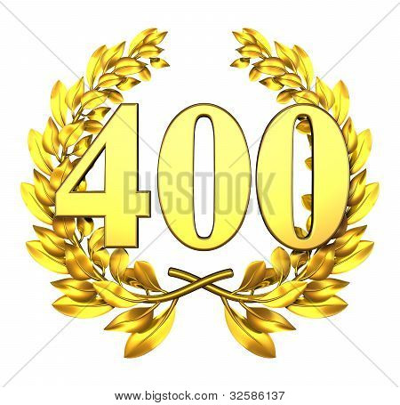 Number four hundred